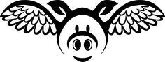 Pig w/ wings
