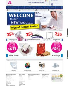 "Morplan Website - ""WebSphere Commerce made"" #webspherecommercemade #ecommerce"