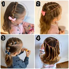 hairstyles over 50 hairstyles for long faces thin hairstyles 2018 hairstyles with side bangs hairstyles for long faces hairstyles guys length thin hairstyles hairstyles with side bangs Easy Toddler Hairstyles, Easy Little Girl Hairstyles, Girls Hairdos, Lil Girl Hairstyles, Side Bangs Hairstyles, Princess Hairstyles, Thin Hairstyles, Toddler Hair Dos, Cute Hairstyles For Kids