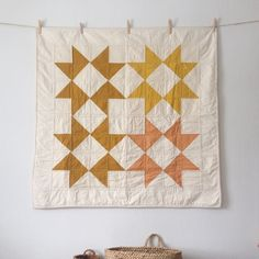 Day Star Quilt // Sugarhouse Workshop