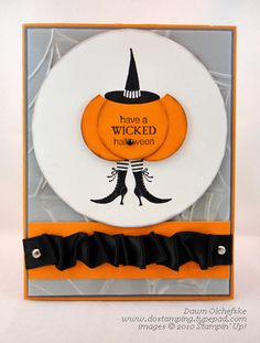 Wicked-Cool-Halloween - need Stampin' Up supplies to make this (not a printable)