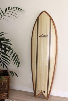 Siebert Woodcraft Surfboards / Hollow Wooden Surfboards: 07.2010