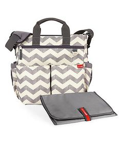 6cbc191393c5 The Skip Hop Duo Signature Change Bag is a stylish and practical solution  for modern parents