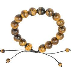 2017 Yoga Chakra 12 Mm Tiger Eye Stone Bracelet For Man Adjustable Nature Stone Beads Bracelets Spirit Buddha Yoga Healing Jewelry From Jewelryou, $7.05 | Dhgate.Com