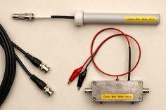 AIR - RADIORAMA: Chirio Mini-Whip active antenna 10 kHz - 100 MHz