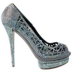 Mercedeh Shoes - Catalogue : Limited Edition > Limited Edition > Pumps : 76551 STR NUGGET