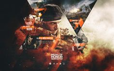 Medal of Honor Warfighter Re-Design by Tropfich on deviantART