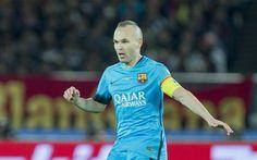 Iniesta: Penalti Gagal Suarez Terasa Janggal -  http://www.football5star.com/liga-spanyol/barcelona/iniesta-penalti-gagal-suarez-terasa-janggal/