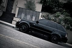 range rover platinum motorsports