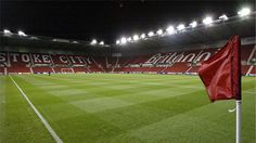 Britannia Stadium - Stoke City FC Stoke City Fc, Football, Soccer, American Football, Soccer Ball, Futbol