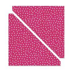 "Sizzix.com - Sizzix Bigz Die - Half-Square Triangles, 4 1/2"" Finished Square"