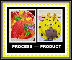 GREAT post on process vs product. I wish EVERY educator could read this and offer more open ended art activities in the classroom!!!