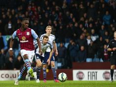 #Christian_Benteke_scored_for_Aston_Villa win against West Brom Aston Villa won its match even though players got worn out in first half against West Bromwich.