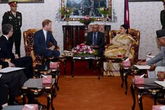 The British Royal Courts: Prince Harry and the five virgins #HarryinNepal