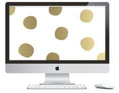 free polka dot desktop wallpapers