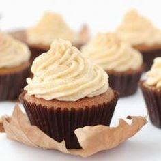 Pumpkin & Brown Butter Cupcakes