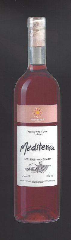 Mediterra Nexln Wine of Crete