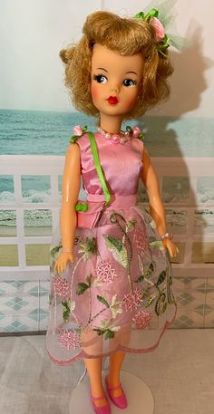 Tammy Doll, Vintage Love, Vintage Dolls, Petra, Sell On Etsy, Doll Toys, Kitsch, Doll Clothes, Birth