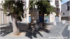 La fuente se hizo en 1861 por encargo del ayuntamiento de Vilanova y la Geltrú y en la memoria del arzobispo de Tarragona Francisco Armanyà Font, hijo de la Geltrú. La construcción de esta fuente, como la de otros que erigirse en Vilanova y la Geltrú...
