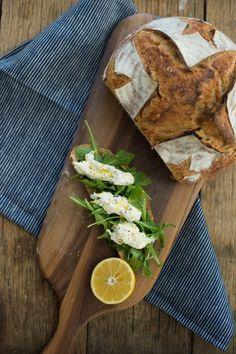 How to: make homemade sourdough bread.