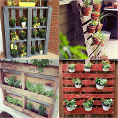 Repurposed Pallet Projects