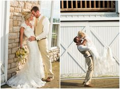 Love everything about this barn wedding!  | photo by http://www.menningphotographic.com | see more http://www.thebridelink.com/blog/2013/09/19/rustic-barn-wedding-by-menning-photographic/