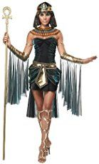 A Cleopatra Costume With Wings | CostumeModels.com