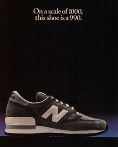 timeless design 65732 05aae The History of the New Balance 990