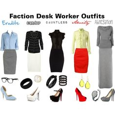 ergent faction outfits - Bing Images  sc 1 st  Pinterest & Faction summer clothes | Clothes | Pinterest | Summer clothes ...