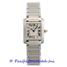 Cartier Tank Francaise Ladies W51007Q4