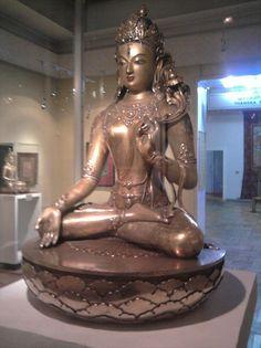 buddhist goddess tara | Fine Arts G. Zanabazar Museum, Chingeltei District, Ulaanbaatar, north ...