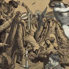 Max Ernst, La Femme 100 Tetes (1929); Une Semaine de Bonté [A Week of Kindness]; Les 7 éléments Capitaux (1934) b