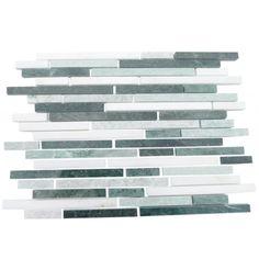 Tao Mint Julep Marble Tile
