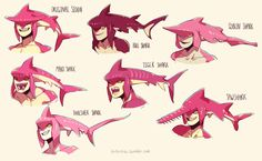 Sidon shark variations part this is a thing. The Legend Of Zelda, Legend Of Zelda Memes, Legend Of Zelda Breath, Geeks, Prince Sidon, Character Art, Character Design, Botw Zelda, Fanart