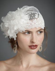 Love This Style Veil