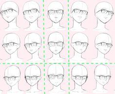Manga Drawing Tips 頭に入れておきたいちょっとしたコツのツイートなど Drawing Techniques, Drawing Tips, Drawing Sketches, Art Drawings, Sketching, Drawing Base, Manga Drawing, Drawing Anime Clothes, Figure Drawing