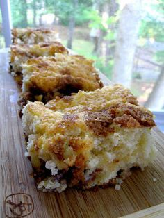 The Best Coffee Cake Ever~ By The Pioneer Woman