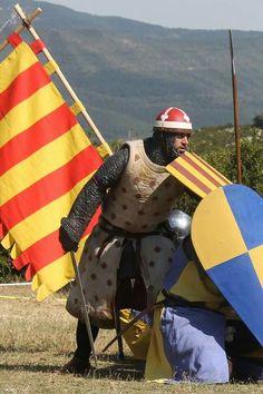 Caballeros del reino de Aragón.
