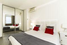 Florella Croisette - Location de congrès - Appartement sous toit - Chambre