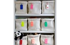 Decorative labelling
