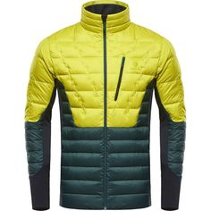 BLACKYAK - Maiwa Light Down Jacket - Men's - Citronelle