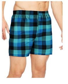 Hanes 2349B2 Mens Tagless Boxer Briefs Waistband 2-Pack