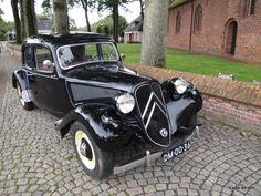 Oude Citroën