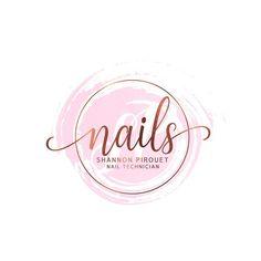 17 ideas fails makeup logo for 2019 Nail Salon Design, Nail Salon Decor, Makeup Artist Logo, Nail Artist, Nail Logo, Boutique Logo, Beauty Logo, Nail Shop, Cool Nail Designs