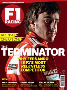 Alonso, the Terminator