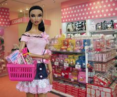 eifel doll dress