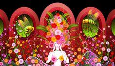 SINGLY #03 (2014) 120 X 70 cm Image size   www.daliroll.com