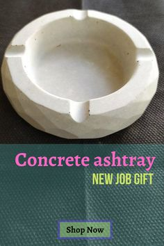 New geometric design of #ashtray to see more check our #EtsyStore New Job Gift, Etsy Store, Concrete, Shop Now, Group, Board, Check, Gifts, Design
