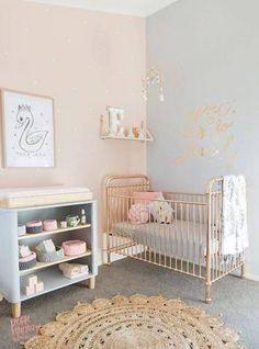Ideas For Blake Lively's Nursery Pastel Nursery