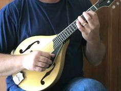 Losing My Religion/REM (mandolin tutorial) - cover by Tonedr